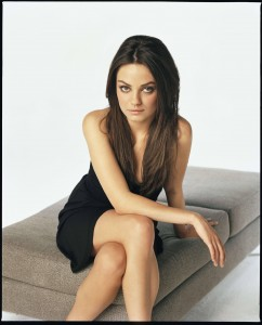 Mila Kunis high resolution
