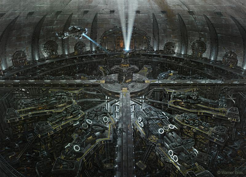 Top Five sci fi Underground Cities | Sci-Fi BloggersSci-Fi ...