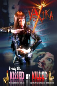 Vexika Season One Poster