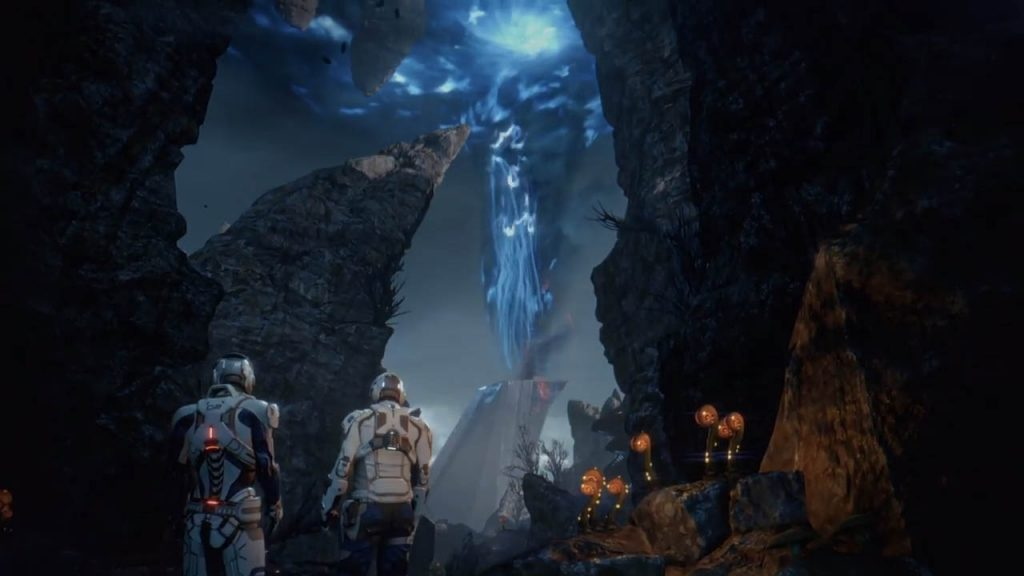 Mass Effect Andromeda Preview Video Compilation