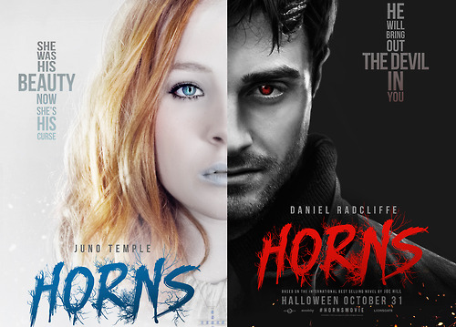 MOVIE REVIEW: Horns (2014) Horns Movie Poster