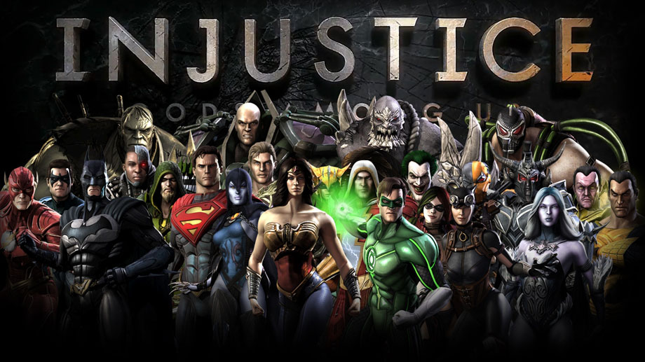 Injustice Characters: How To Play Solomon Grundy | Sci-Fi BloggersSci ...