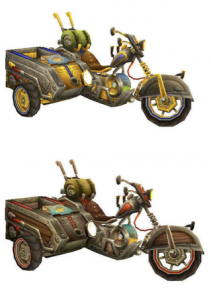 Chopper/Hog