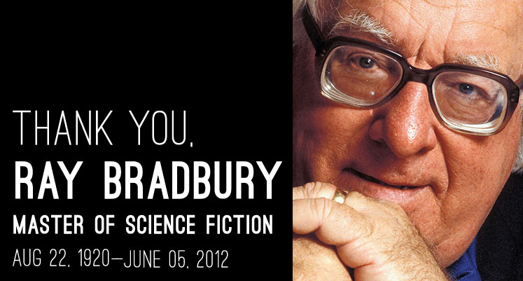 ray bradbury books