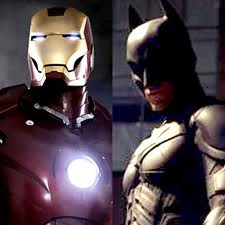 Iron Man and Batman