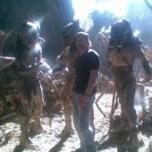 Predators 2010 Filming