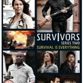 Survivors Series 2 DVD Cover