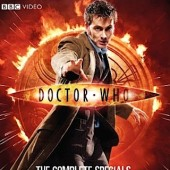 Doctor Who Complete Series Blu-ray
