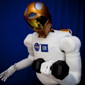 Robonaut 2 by NASA and GM - R2