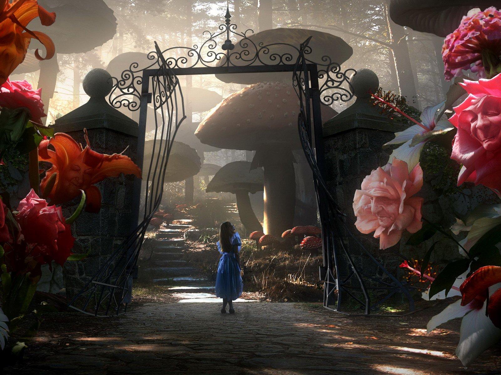 Alice in wonderland background story-5699