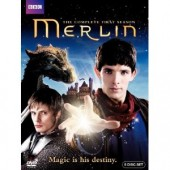 Merlin US DVD - BBC Merlin series