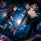 New Doctor Who Series Premiere - Matt Smith and Karen Gillan