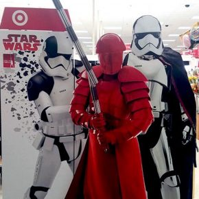 Royal Guard Find The Force scan from Force Friday 2017