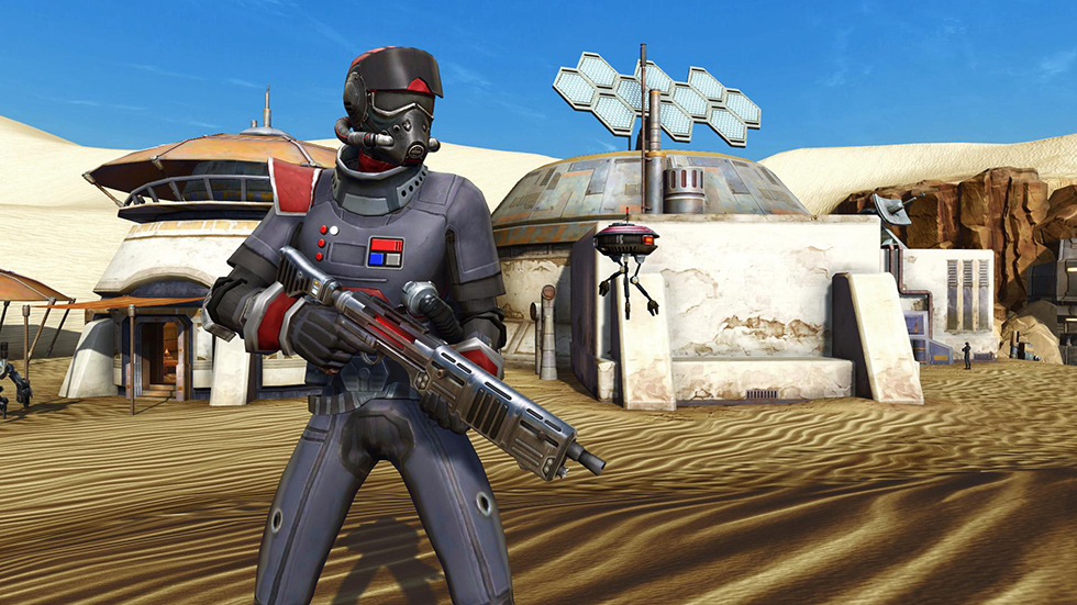star wars the old republic celebrates star wars battlefront II