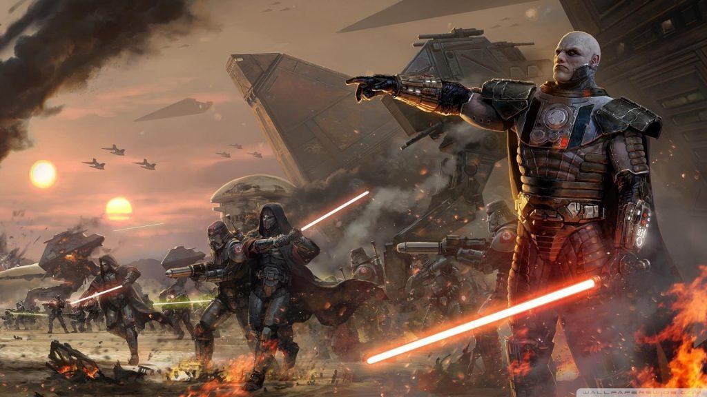 Star Wars Complete Historical Timeline - Canon & Legends