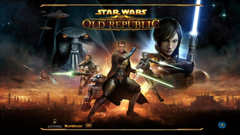 Star Wars Historical Lore on video in SWTOR