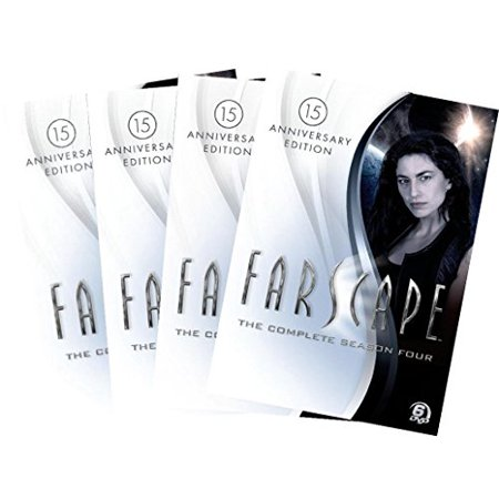 Farscape 15th Anniversary Blu-Ray