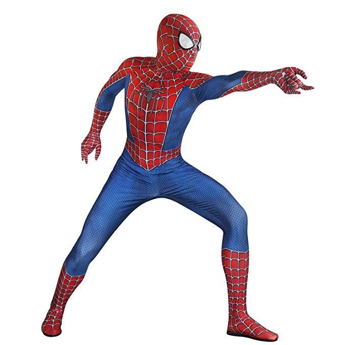 Spiderman @ Amazon