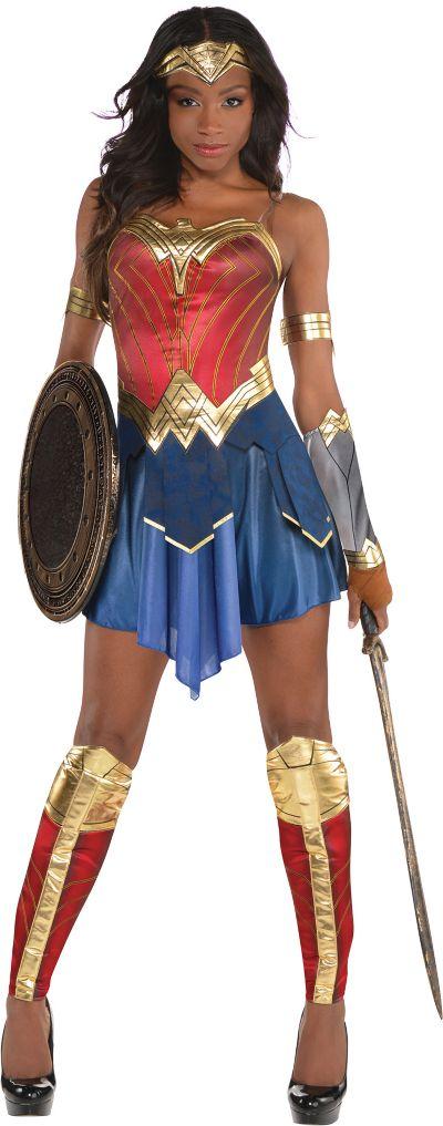 Wonder Woman @ Party City