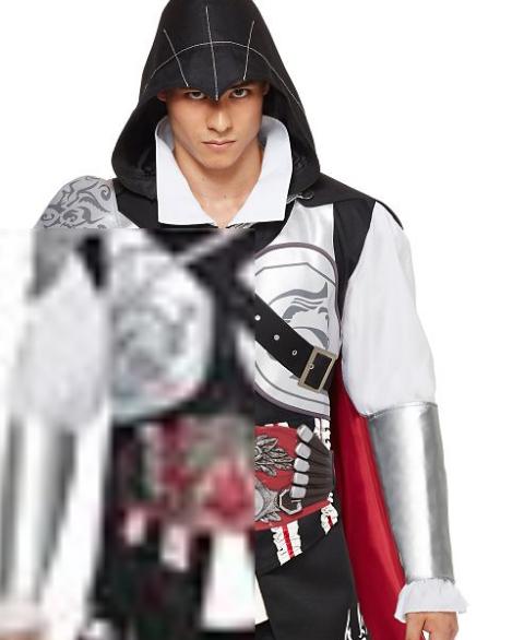 Assassin's Creed Ezio @ Spirit Halloween