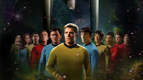 Star Trek Continues - The Story Continues