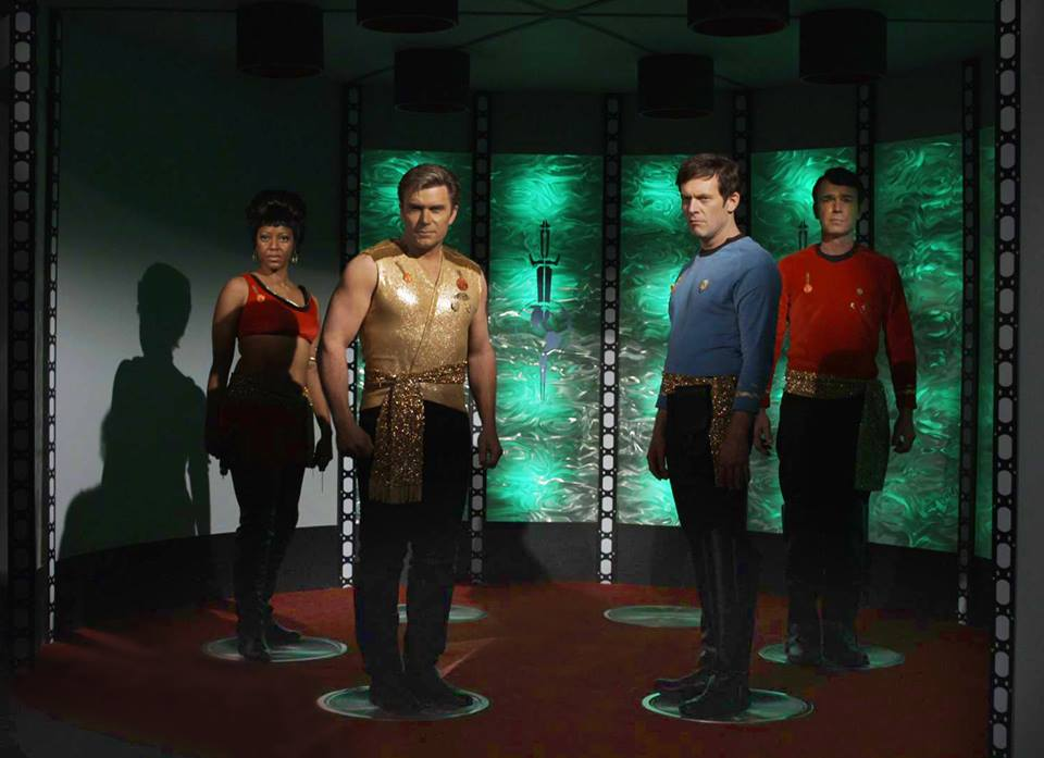Star Trek Continues - The continuation and conclusion of Star Trek TOS