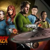 Star Trek Continues - More Classic Trek
