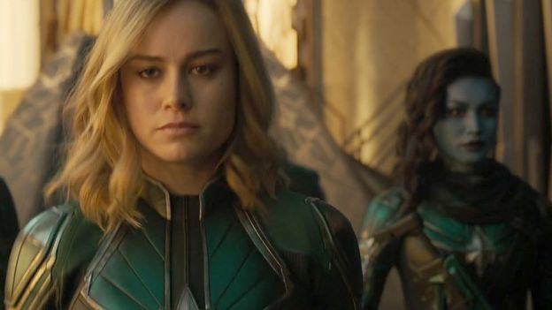 Captain Marvel Review Round-Up - Sci-Fi Bloggers