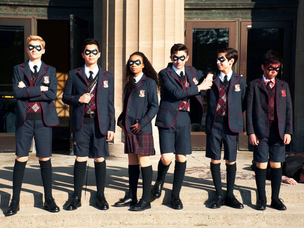 Quick Review: The Umbrella Academy