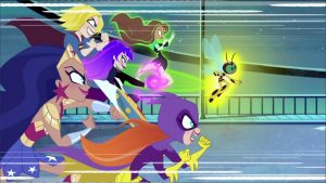 D.C. Super Hero Girls