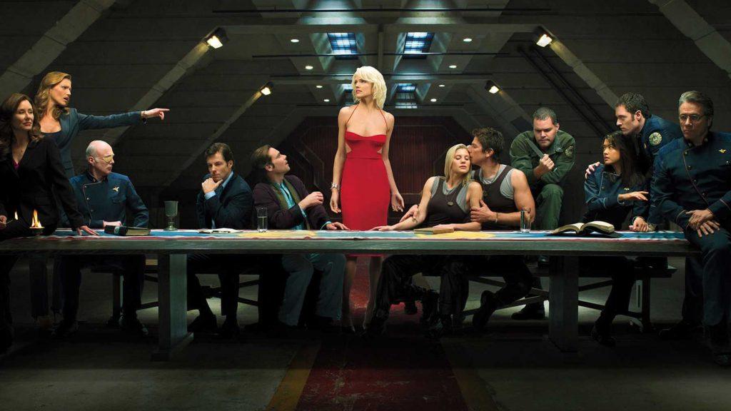 Battlestar Galactica - Serious Sci-Fi