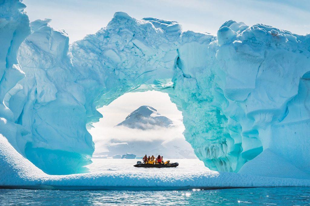 Life in Antarctica is not easy.