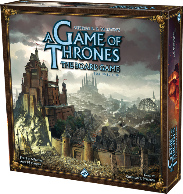 A Game of Thrones The Board Game