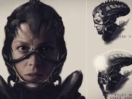 Alien 5 Concept Art 2