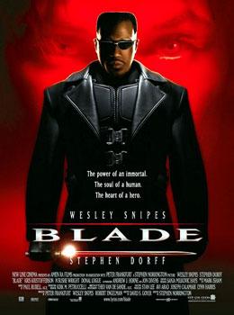 Blade: Don't Mess!