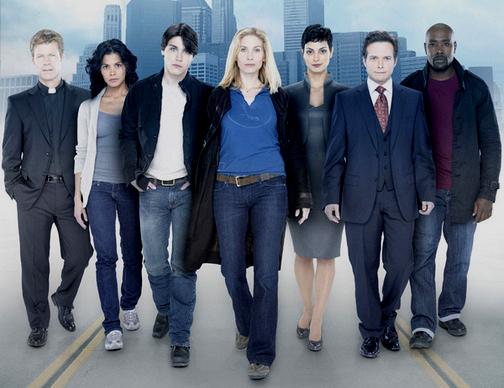Cast of V