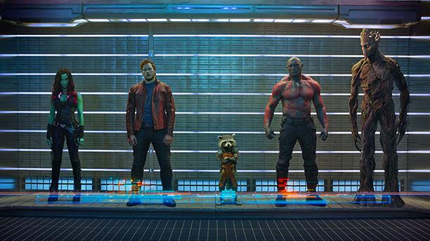 Guardians Arrive