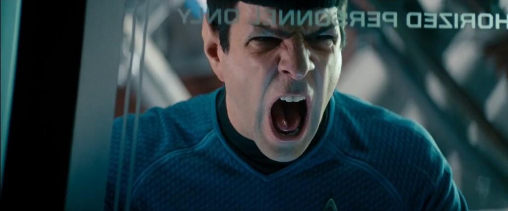 Mad Spock