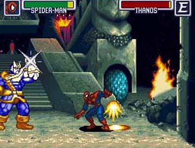 War of the Gems screen