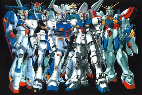 Mobile-Suit-Gundam-Collection