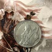 Assassin's Creed 3 Commemorative Coin
