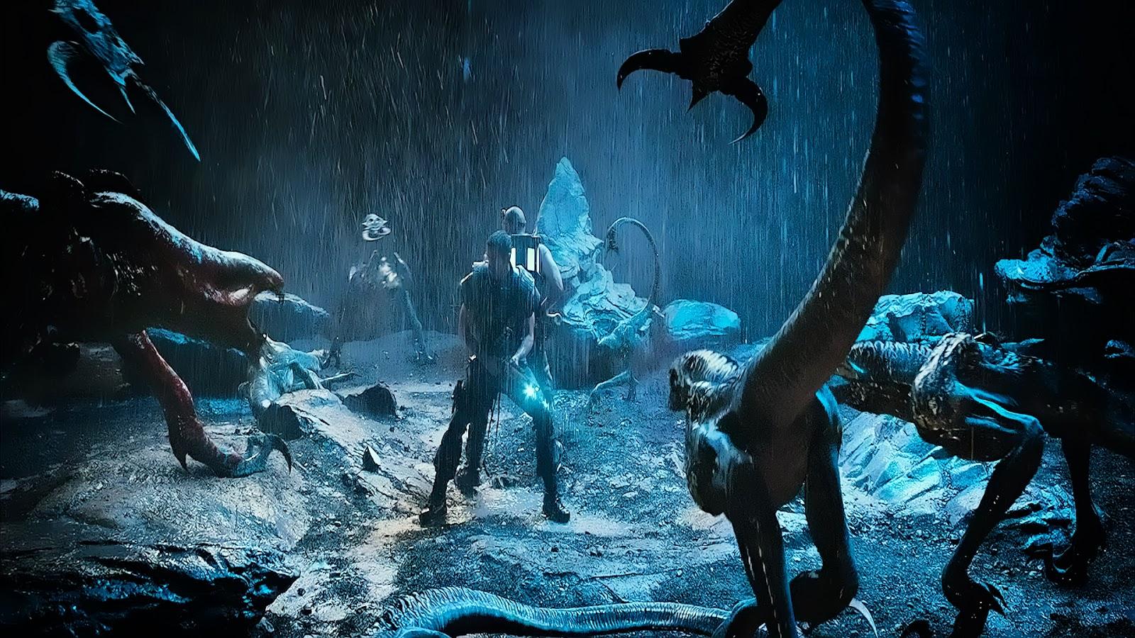The Aliens Cometh -- Riddick