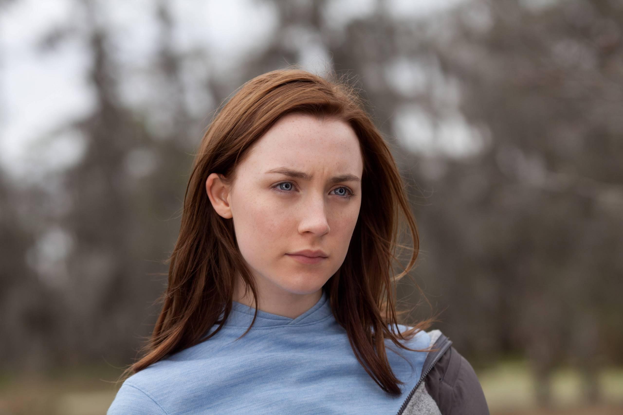 Saoirse Ronan ( Melanie / Wanda) en 'THE HOST (La huésped)', basada en la obra de Stephenie Meyer