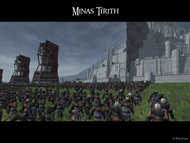 The Third Age Battle