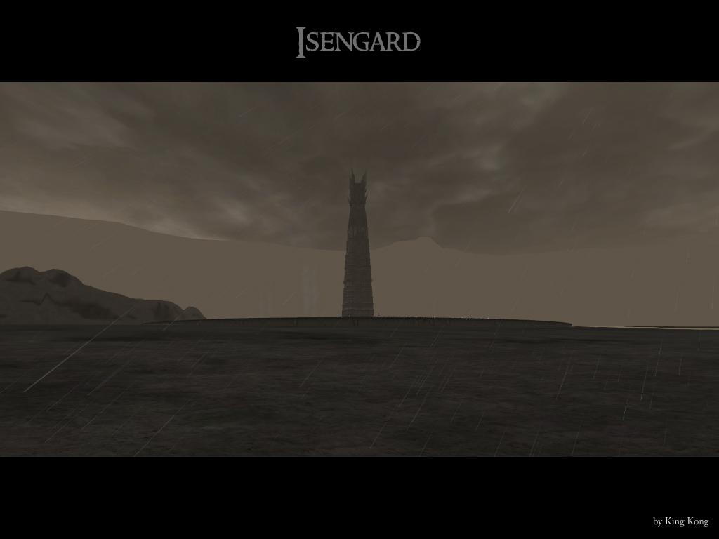 The Third Age Isengard