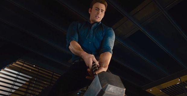 Thor Hammer Challenge