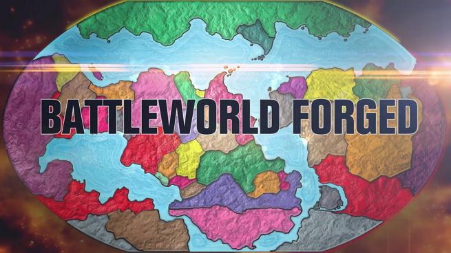 battleworld  the new marvel status quo