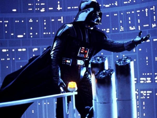SPOILER ALERT: Vader was secretly a left the entire time.