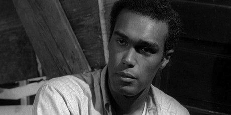 Ben (Duane Jones), the best guy to have by your side in a zombie assault.