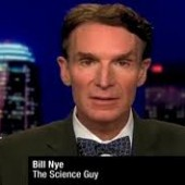 Bill Nye on CNN